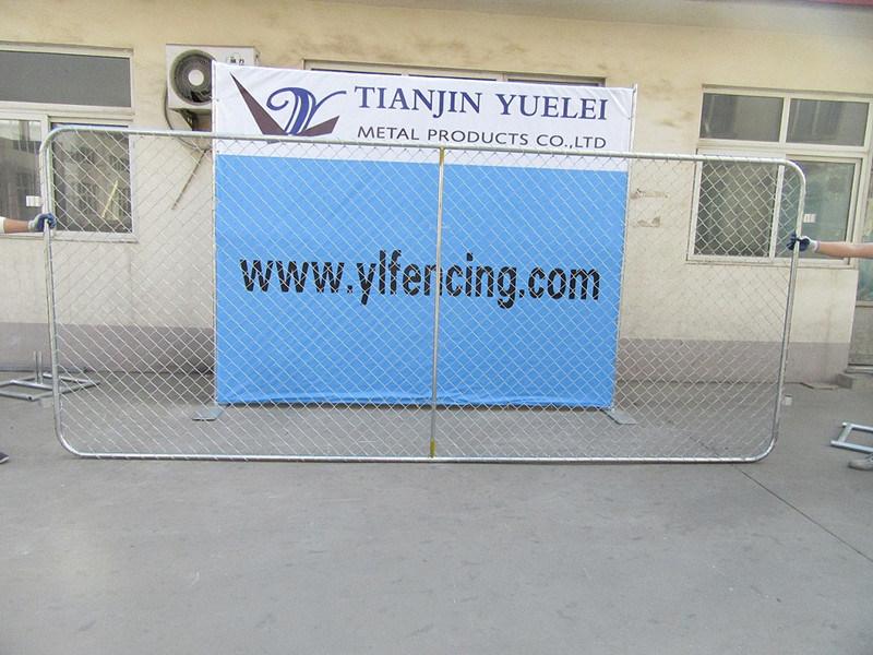 China Electro Galvanized Fence Panel, Livestock Fence Panels, Welded ...