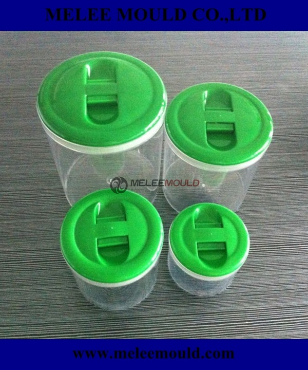 Plastic Injection Tool for Container Made in China pictures & photos