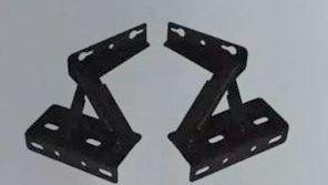 China Sofa Spring Hinge Metal Furniture Hardware Mechanism Click
