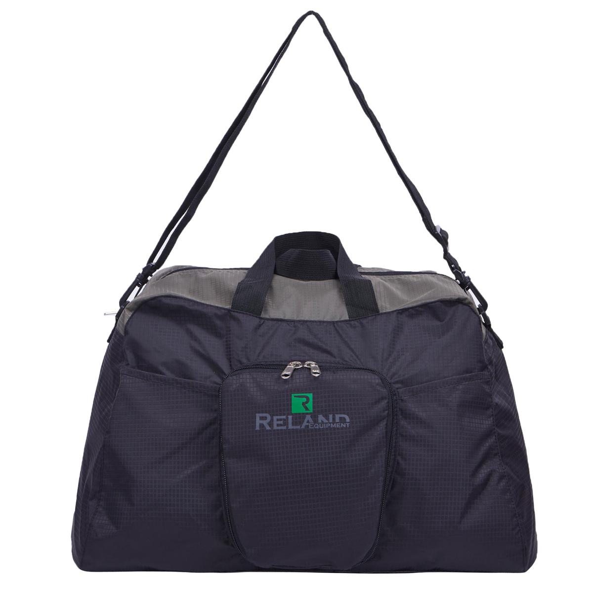 Travel Luggage Duffle Bag Lightweight Portable Handbag Umbrella Print Large Capacity Waterproof Foldable Storage Tote