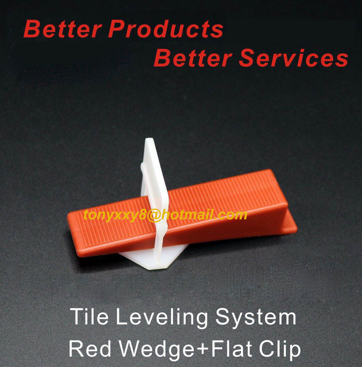 China Tile Leveling Spacers Tile Leveling System Clip Tile