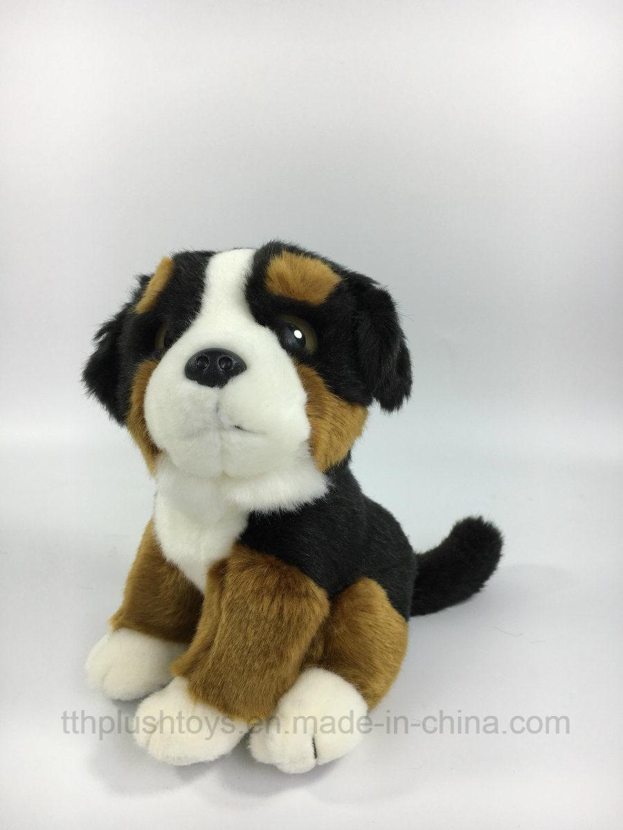 China Factory Directly Wildlife Animals Artist Plush Dog Super Soft