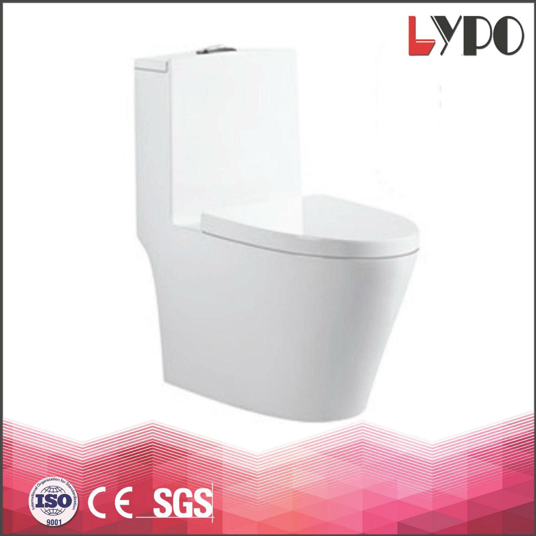 China Lp1314 Water Saving One Piece Tornado Western Toilet, Water ...
