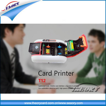 High Quality Smart Card/Seaory PVC ID Card Printer pictures & photos