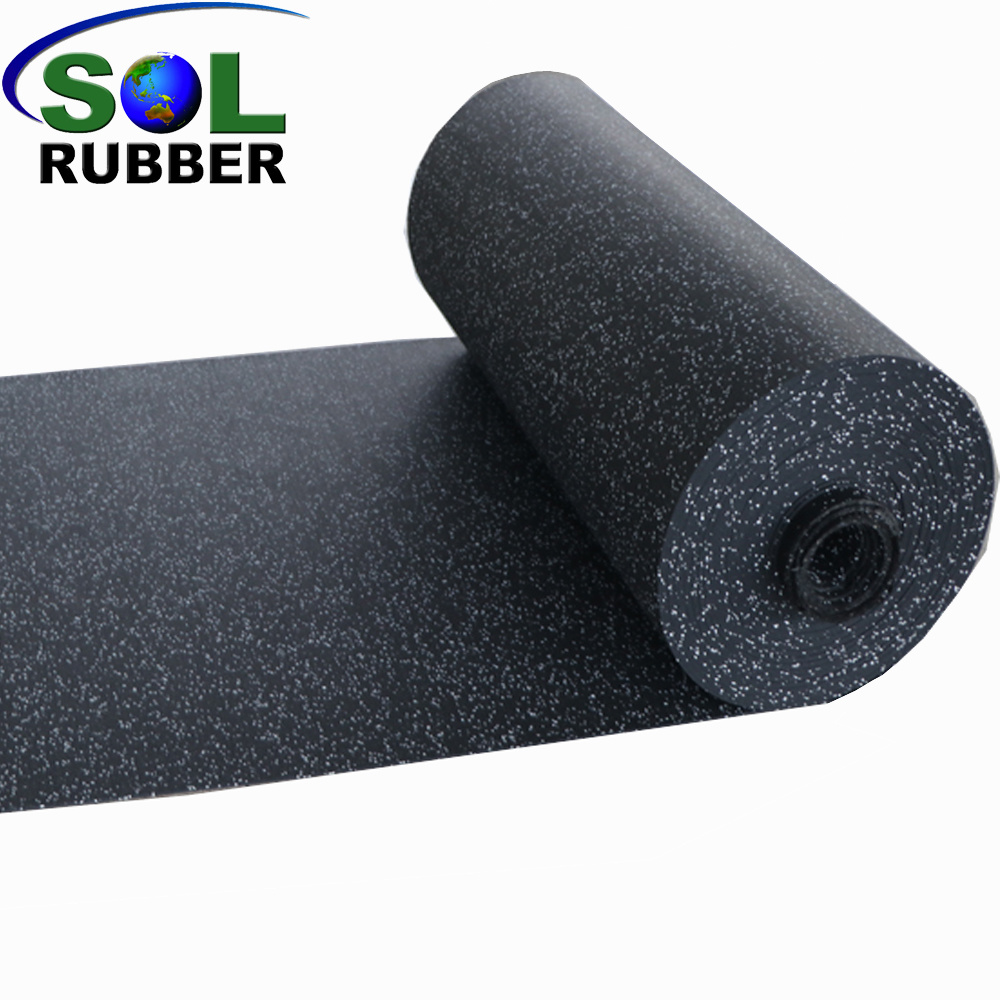 10mm High Density Epdm Roll Rubber Gym