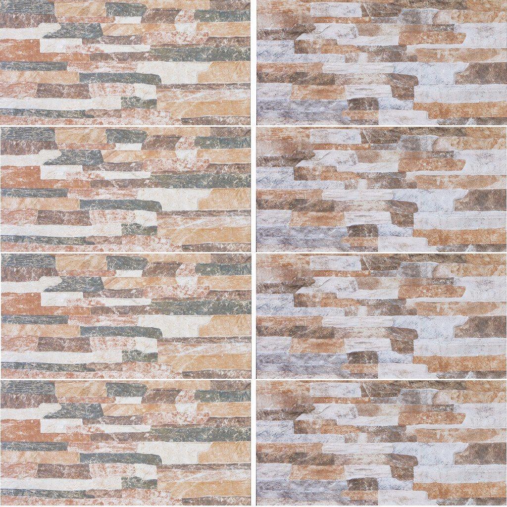 China Ceramic Outdoor Wall Tile For Villa Area Exterior