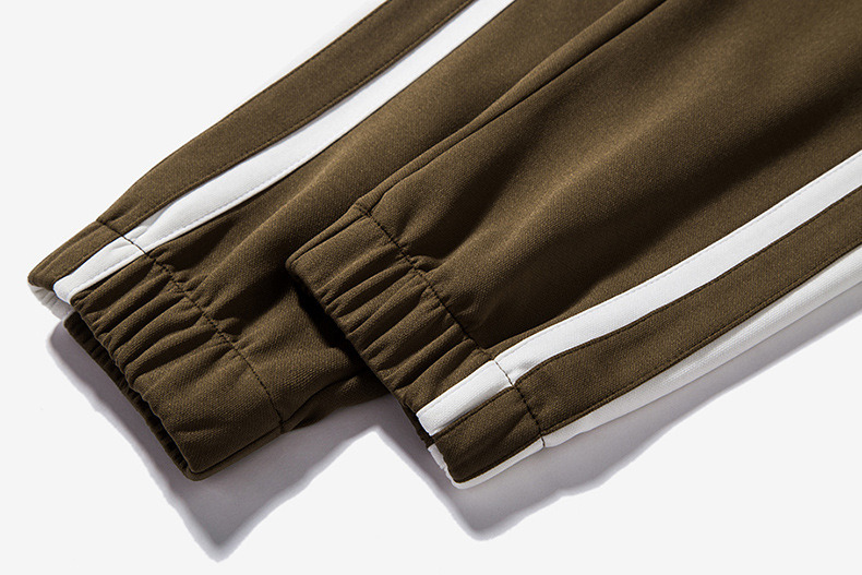 China Custom Wholesale Sport Casual Cotton Trousers Latest