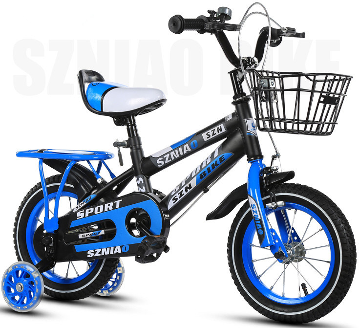 d12f3cfe76f China Children Baby Bike Kid Safe Bicycle with Training Wheels 14 ...
