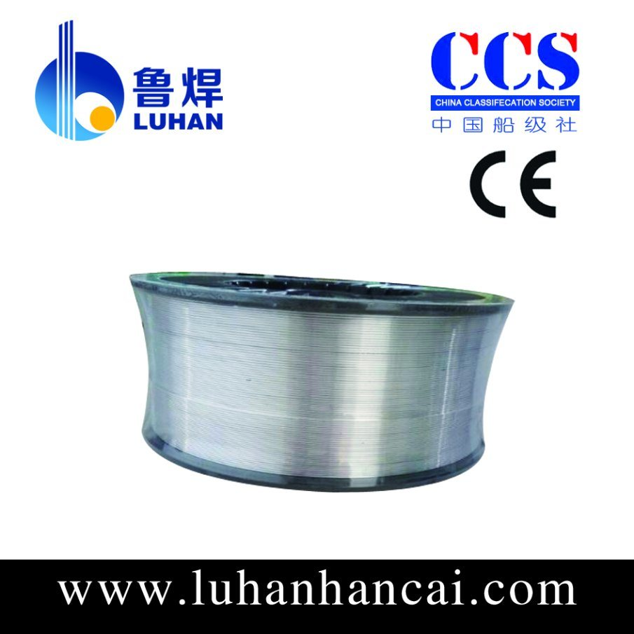 China E71t 11 Flux Cored Welding Wire With Ce Ccs Certification