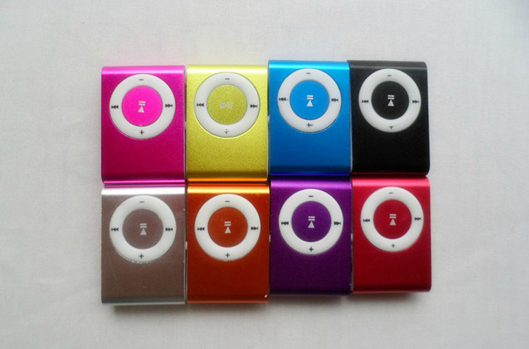 Mini Clip MP3 Player Portable MP3 Support TF Card/High Quality Digital Player Clip Mini MP3 pictures & photos