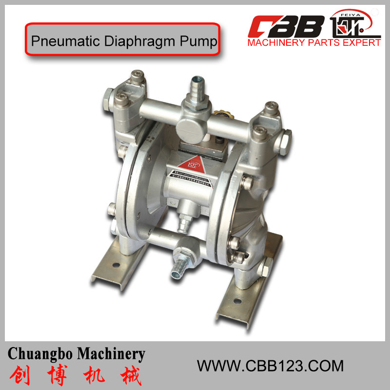 Two-Way Pneumatic Diaphragm Pump for Printing Machine
