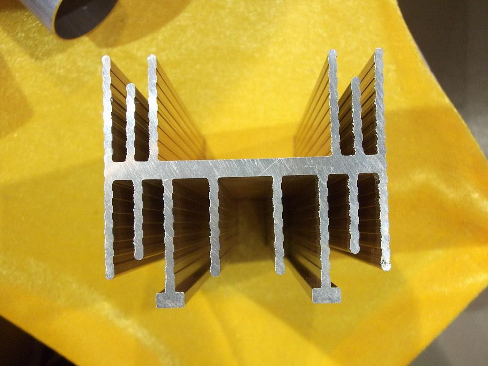 China Gal Aluminium Extrusion Section Profile - China ...