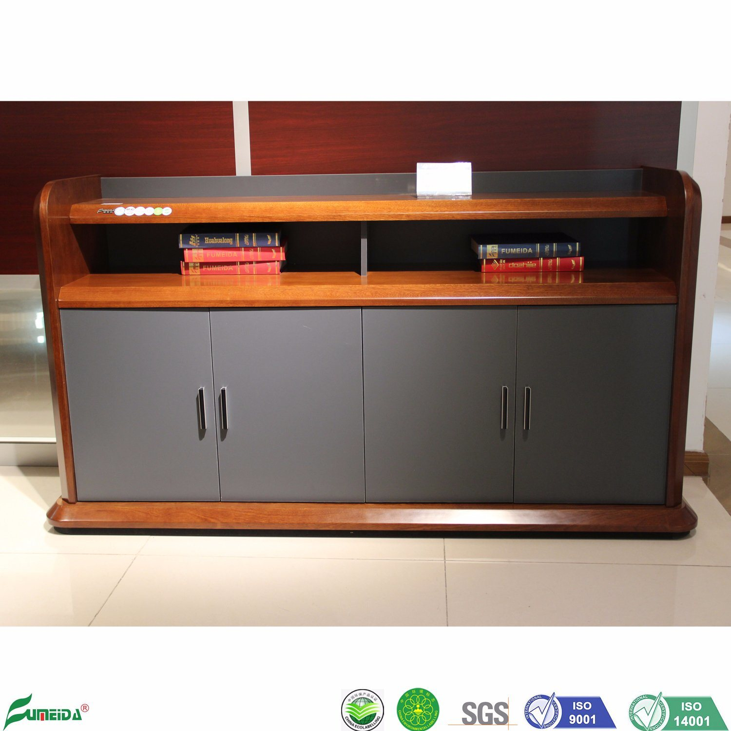 Office Credenza Storage Cupboard
