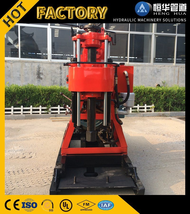 Water Drilling Rig Prices Diamond Core Drilling with Crawler pictures & photos
