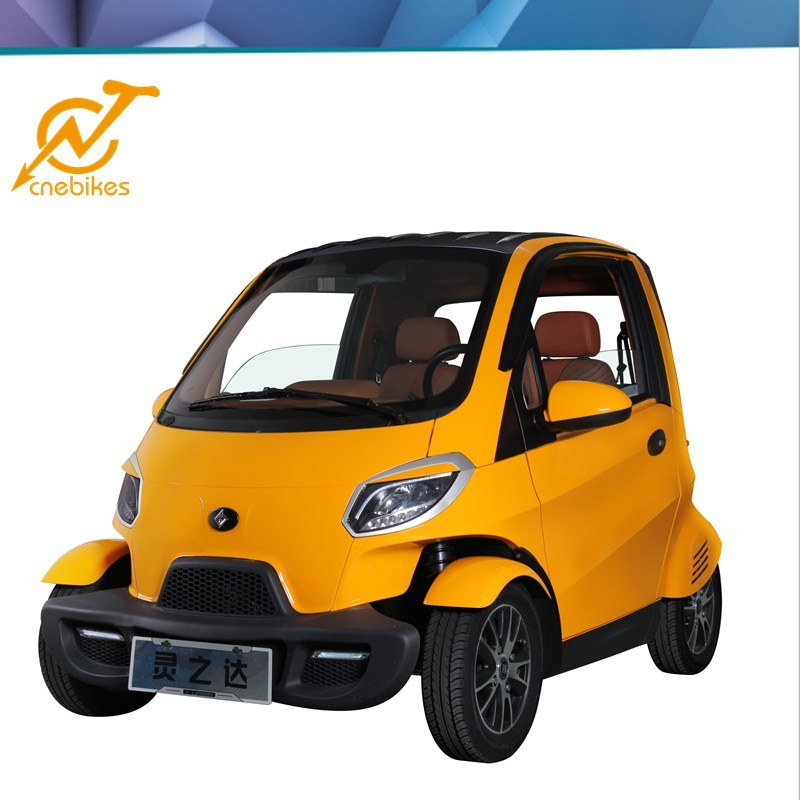 China Eec Mini Electric Car Cheapest Electric Car 2 Seater Electric