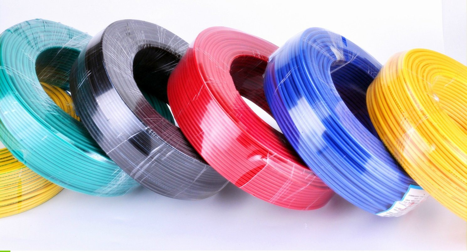 China Bare Copper Wires 750 V Pvc Insulated Bwf Flexible Cable Electrical Wire Cables