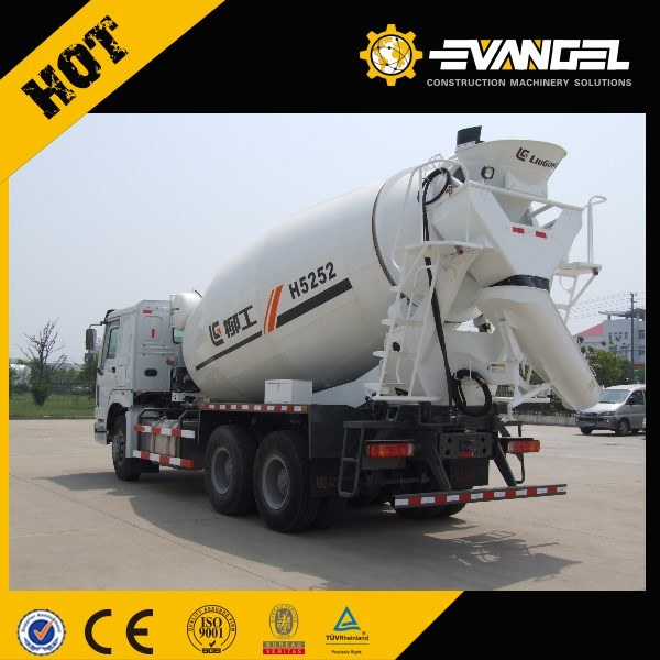Liugong Concrete Truck Mixer with Dongfeng Chassis (H5310) pictures & photos