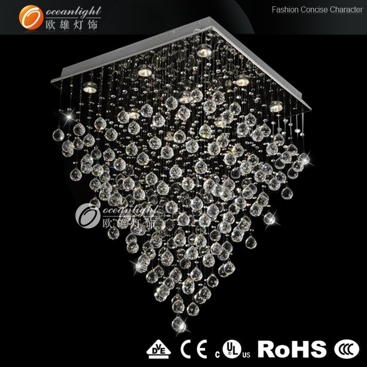 China Used Chandelier Lighting New Hot Sale Asfour Crystal - Used chandelier crystals for sale