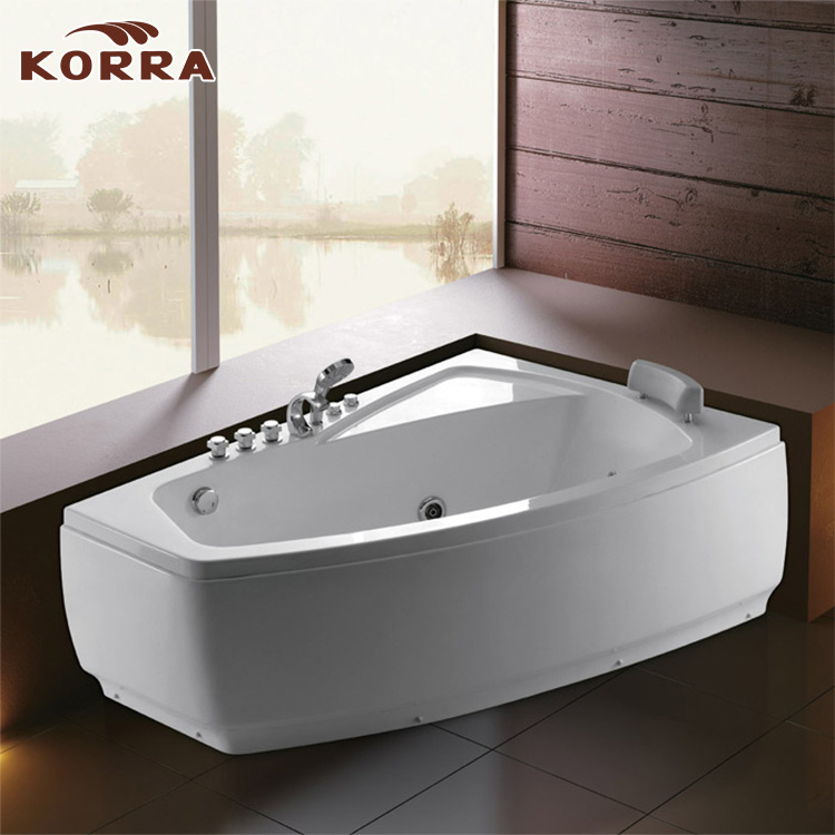 China Massage Bathtub with Removable Panel for One Person - China ...