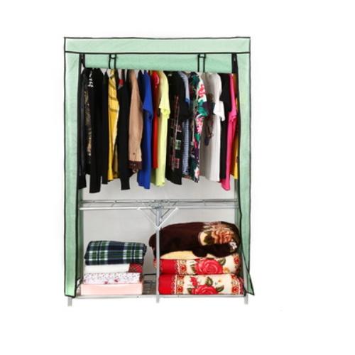 Cheap Clothes Closet Non Woven Fabric Folding Wardrobe