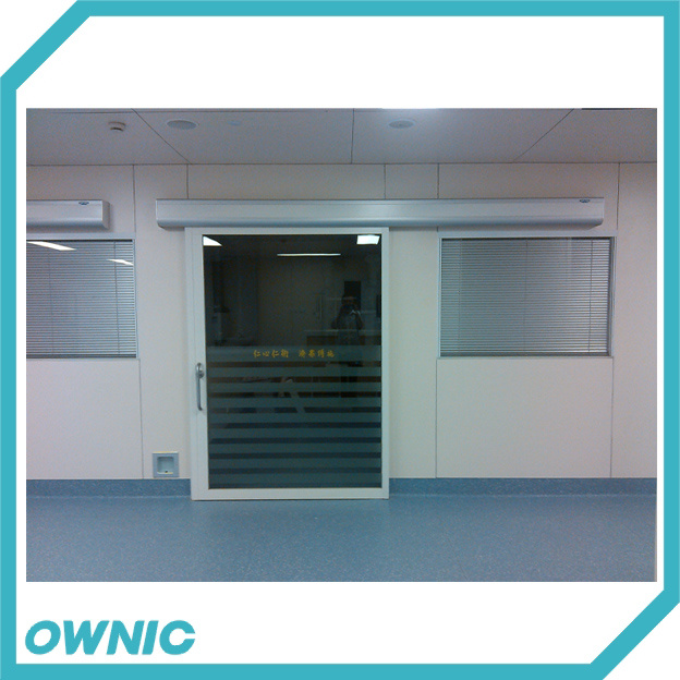 Automatic Glass Sliding Door for Hospital