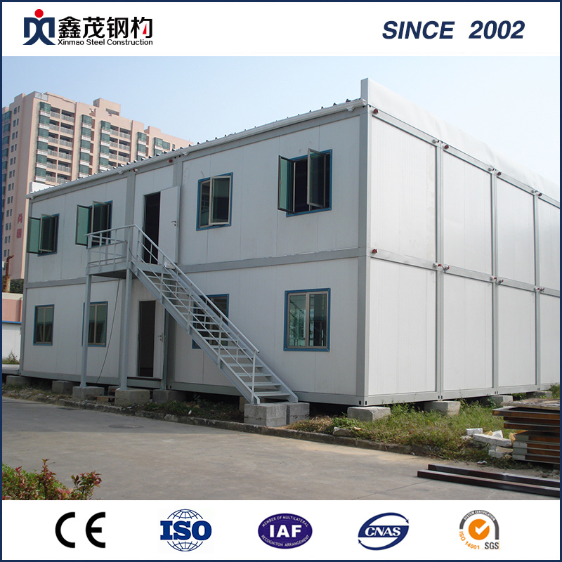 China Modular Easy Install Flat Pack Container Worker House with ...