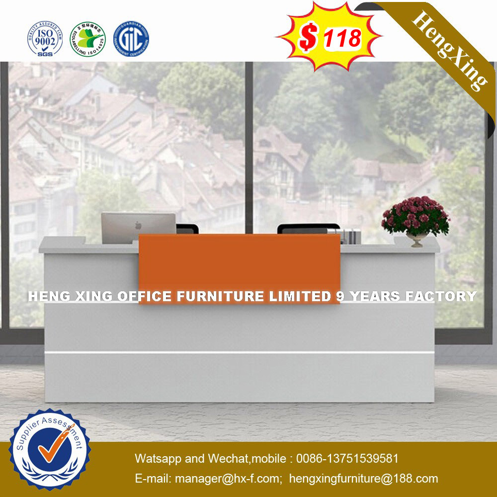 China Modern Specifications Factory Direct Price Reception Table (HX ...