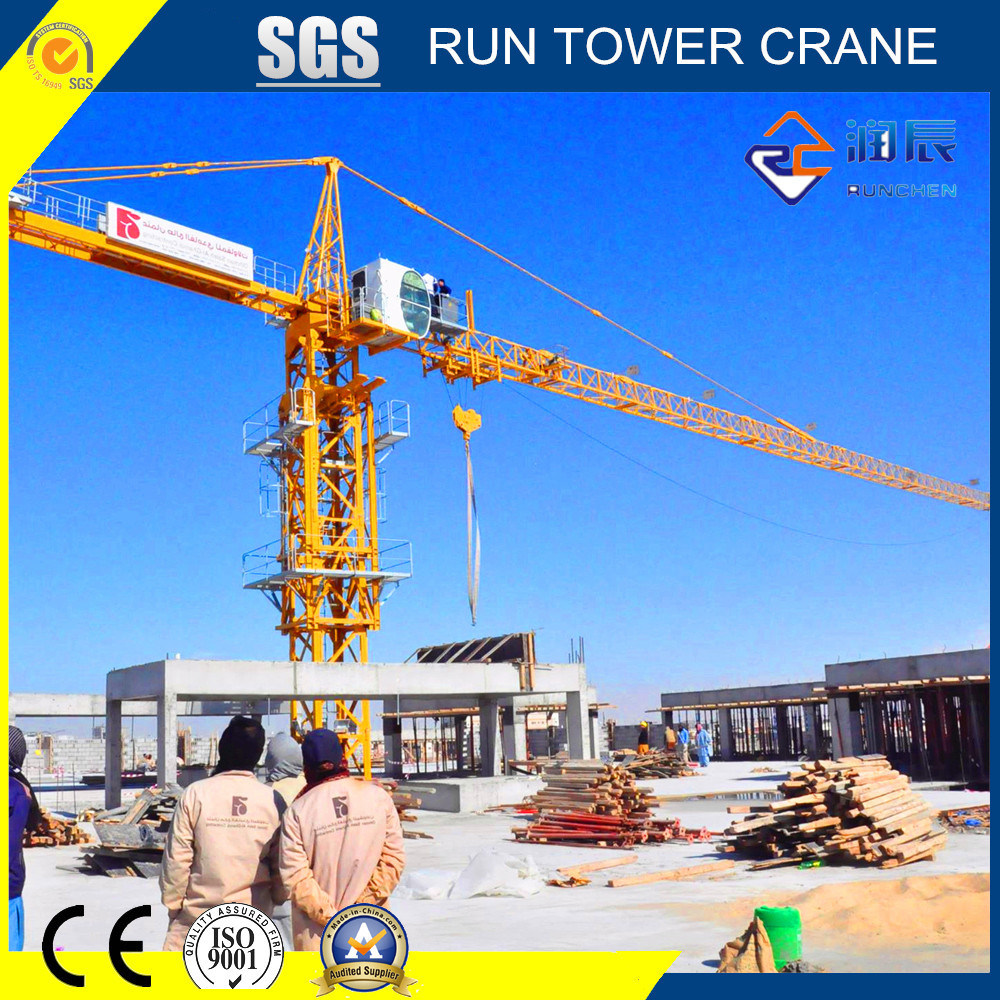 China Mc85 Rct5013 5t Tower Crane With Ce Certificate China