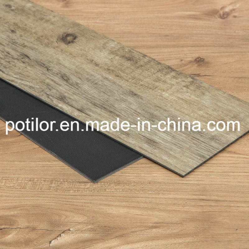 China PVC Vinyl Floor Tiles Lvt Flooring Planks Commercial Dry - What is lvt flooring made of