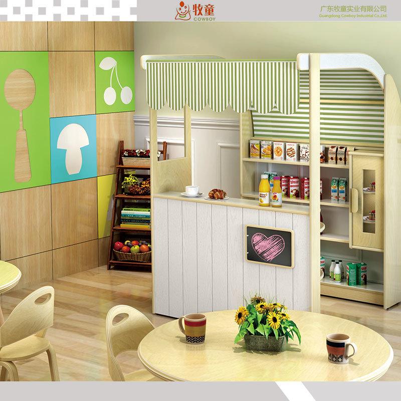 [Hot Item] Safe Protection Adjustable Table 9 - 9 Year-Old Kids Daycare  Furniture