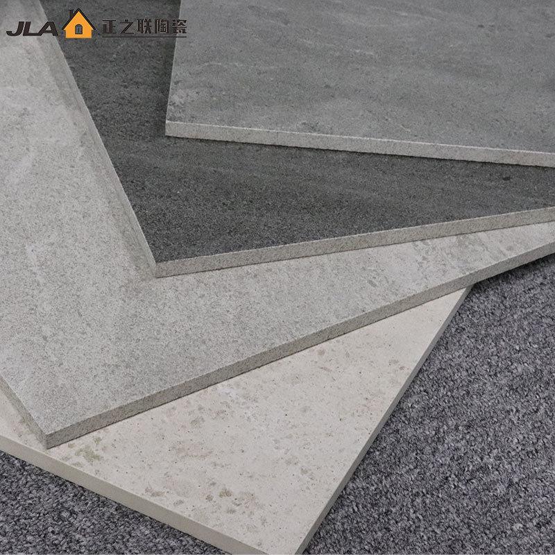 China Jla Full Body Glazed Porcelain Rustic Tiles Brick For Kitchen