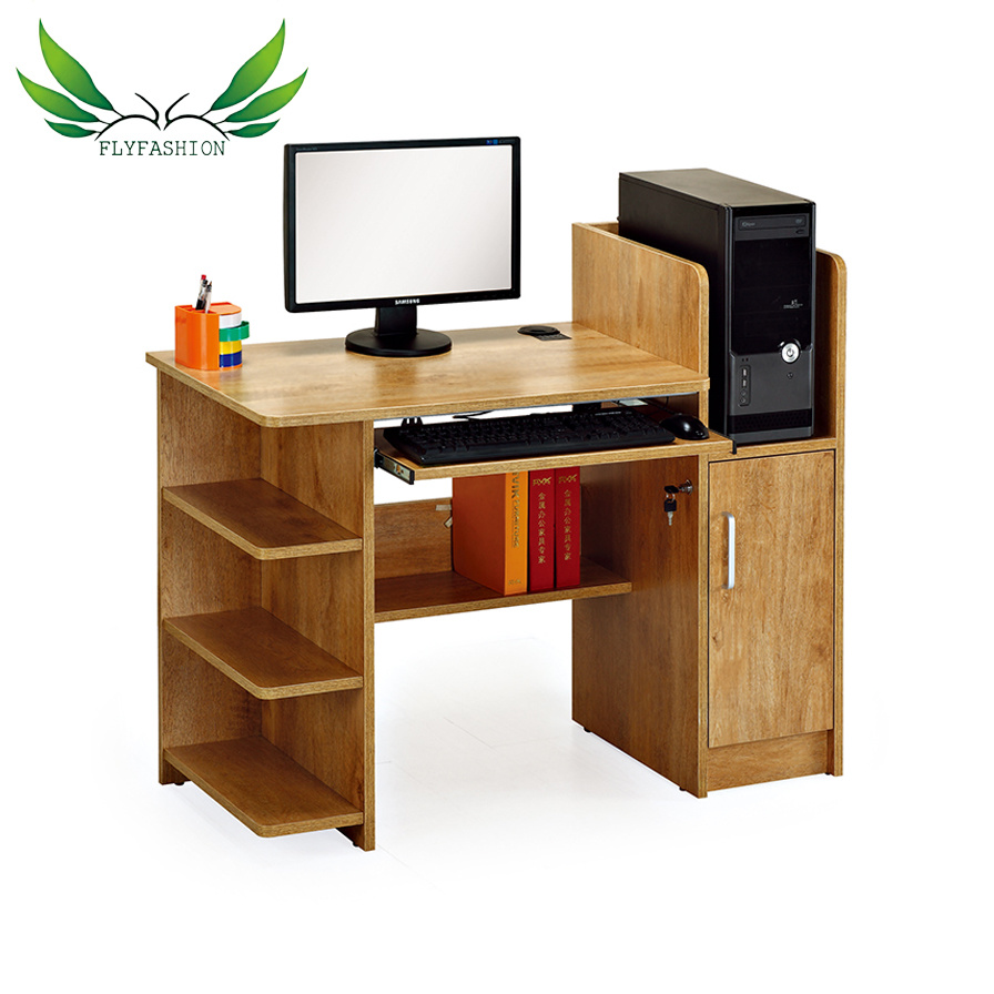 - China Wooden Computer Desk School Furniture Computer Table For
