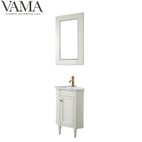 China Vama 22 Inch Small Size Modern, 22 Inch Bathroom Vanities