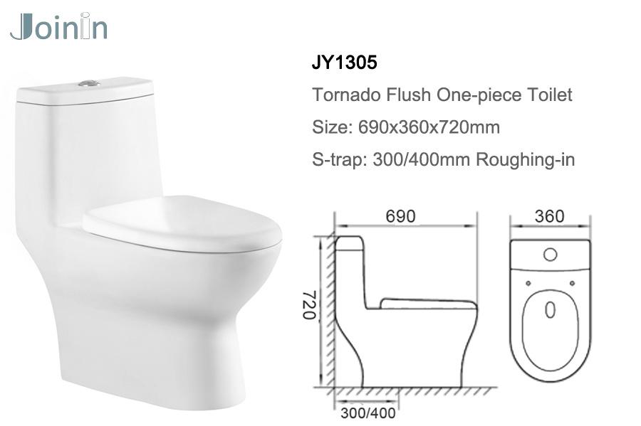 China Sanitary Ware Bathroom Ceramic Wc Toilet Bowl With