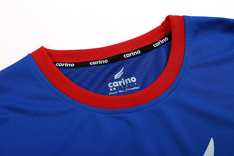 cda436706 Custom Customized Football Shirt Plain Printing Printed Soccer Shirts  Apparel 100% Polyester Dry Fit Men′s Sportswear
