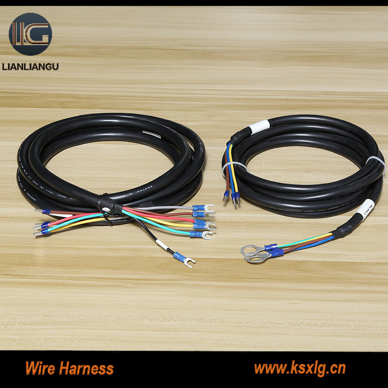 Llg Signal Wire Harness for Network Cable Assemblies china llg signal wire harness for network cable assemblies china