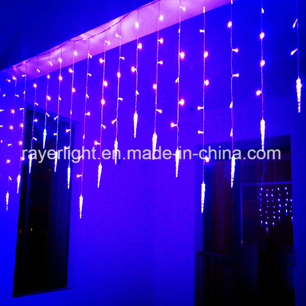 Hot Item Christmas Curtain Star Lights For Home Decoration