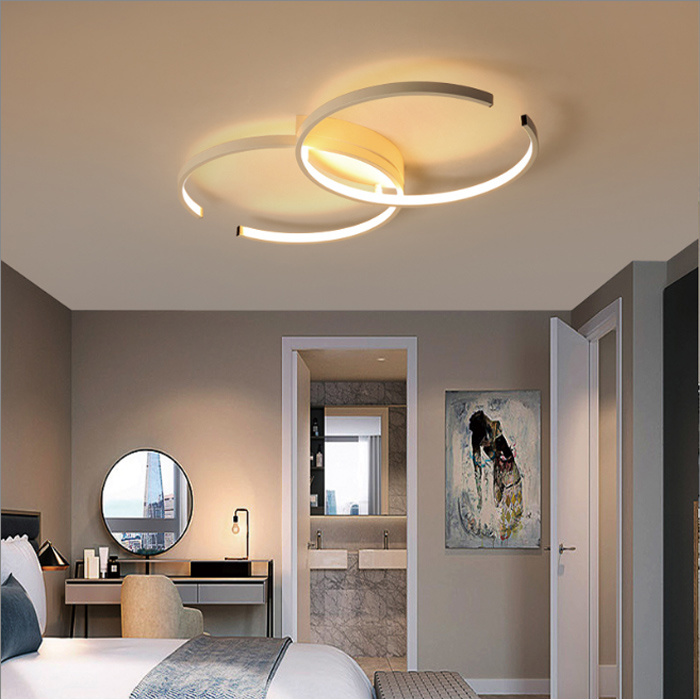 China Modern Flush Mount Led Ceiling
