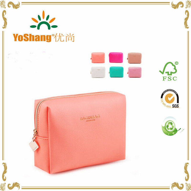 Wholesale Customized Cosmetic Bag, Bag in Bag Cosmetic Bag, PVC Cosmetic Bag