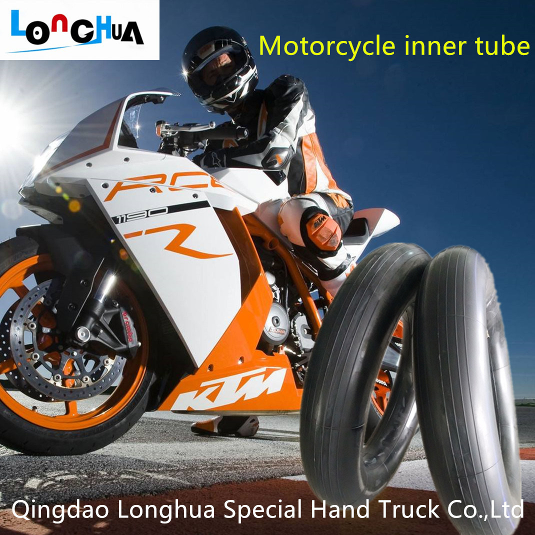 High Tensile Strength Good Tightness Motorcycle Inner Tube (450-12) pictures & photos