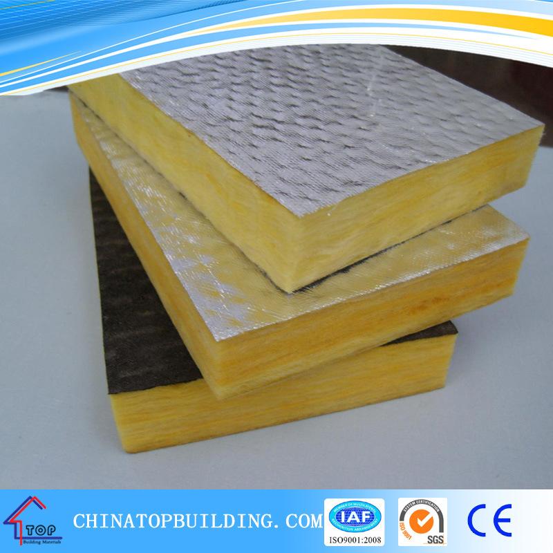 China glass wool fiber glass wool insulation glasswool for Glass wool insulation