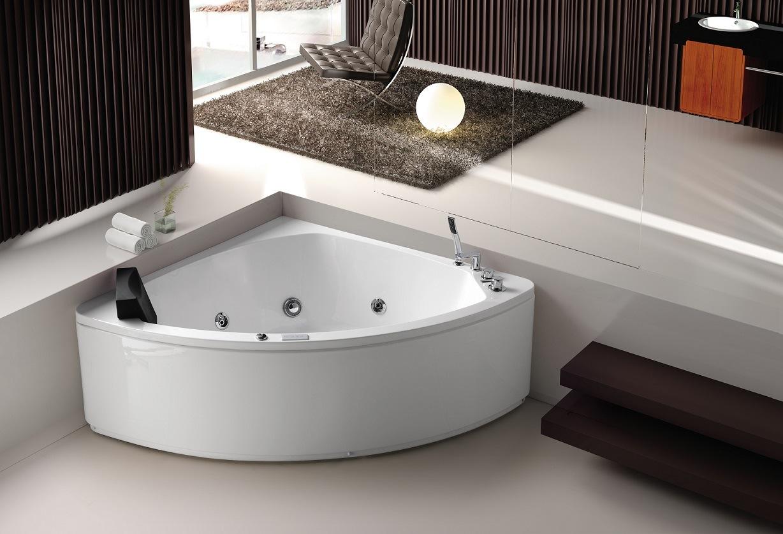 China Whirlpool Massage Triangle Bathtub Ba-M231 - China Whirlpool ...