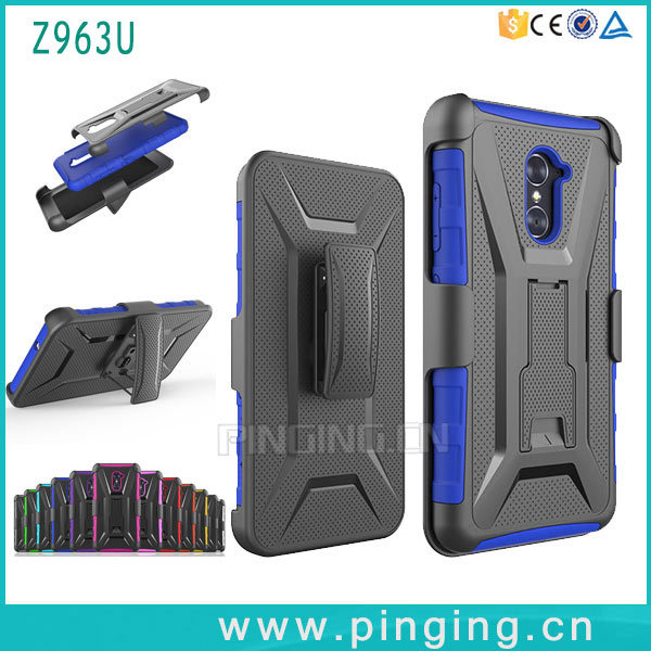 new concept e6354 6d5b7 [Hot Item] Heavy Duty Defender Phone Case for Zte Imperial Max 963u