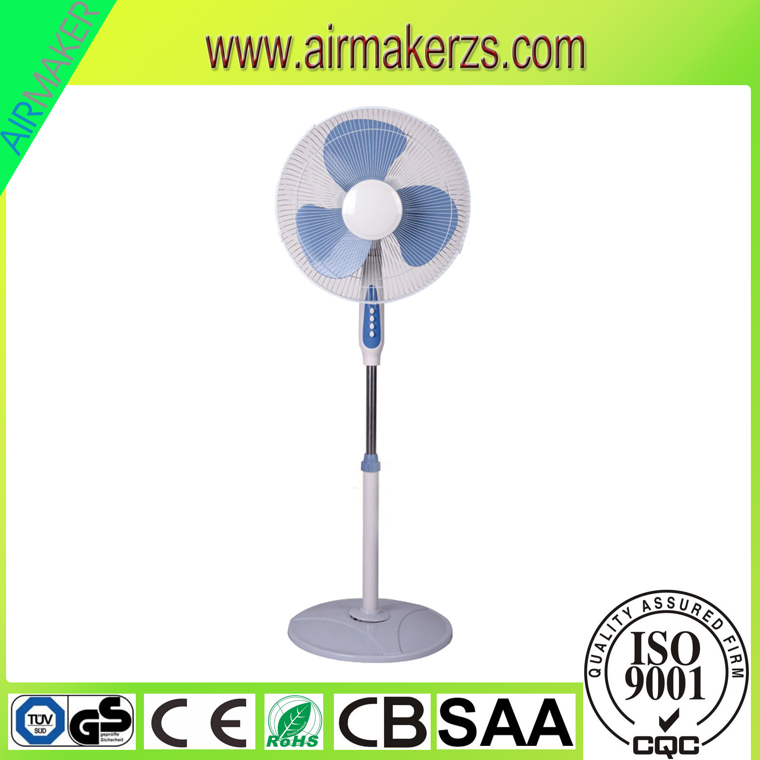 Wholesale Outdoor Cooling Fan China Electric 16 Pedestal Stainless Steel Of Manufacturers Suppliers