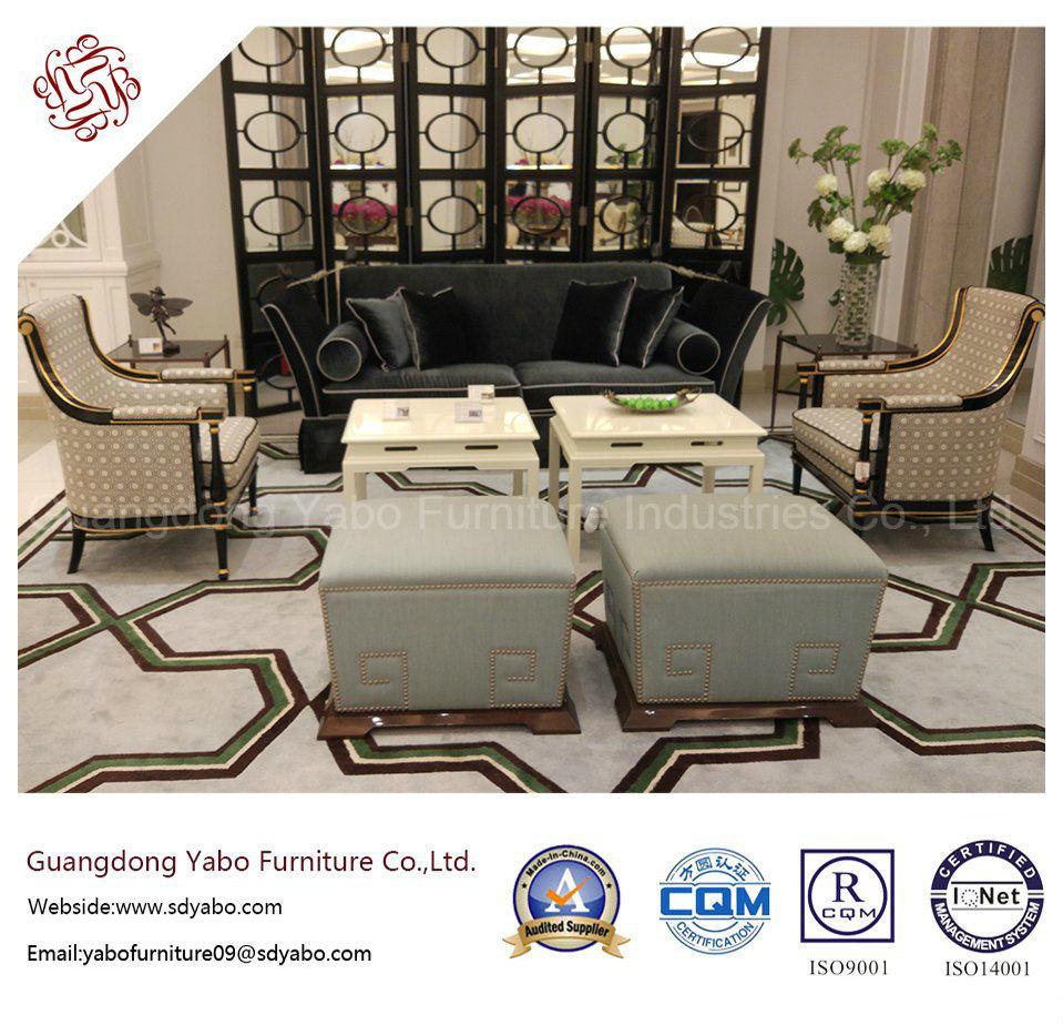 European Style Hotel Furniture For Lobby Sofa Set Hl 2