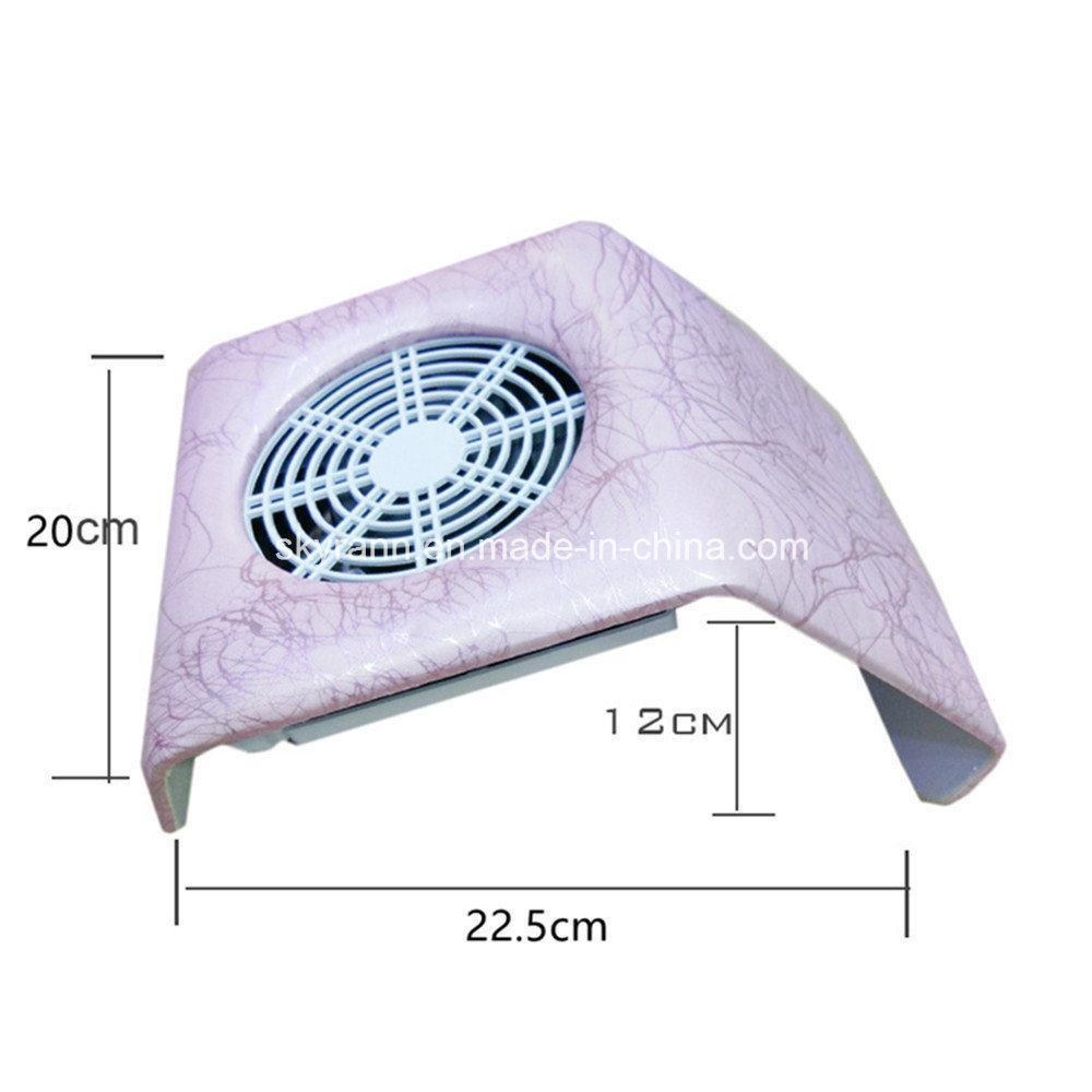 China 25W Nail Art Vacuum Cleaner Air Dryer for Gel Polish Glue Nail ...
