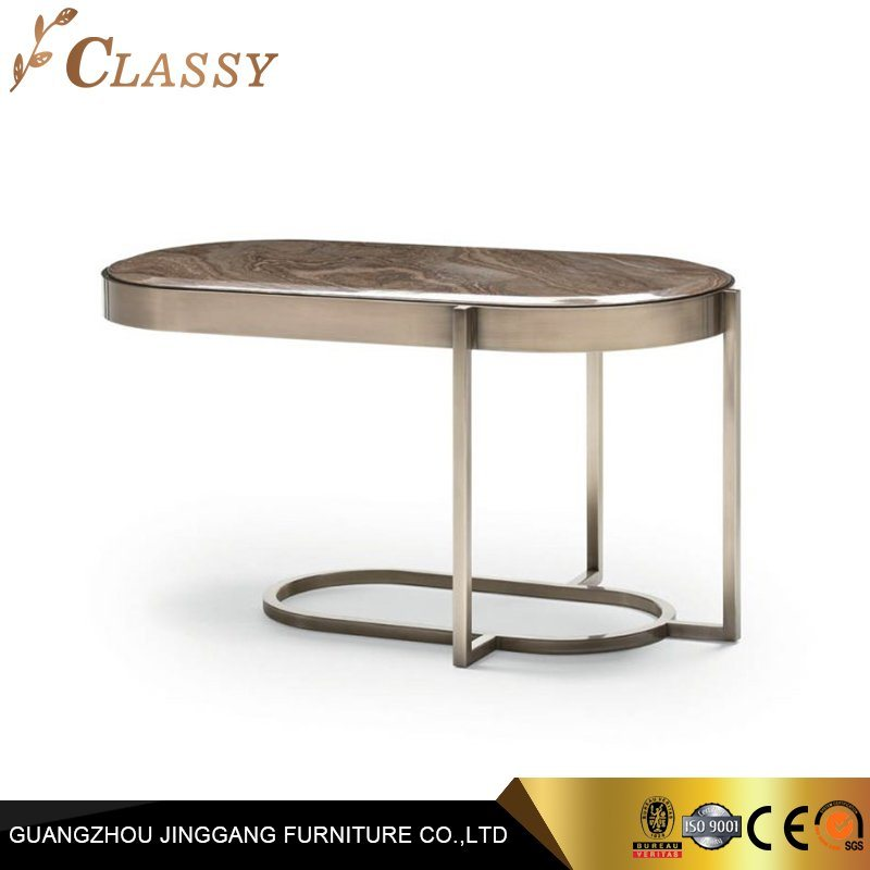 Living Room Metal Side Table