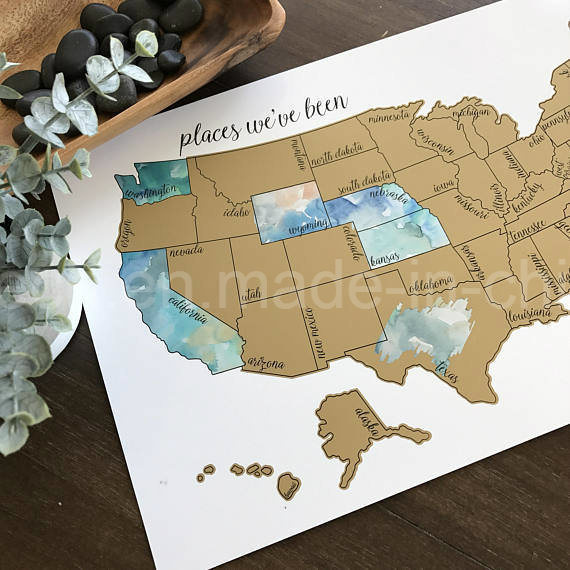 China travel gift 24x16 size scratch off world map with deluxe travel gift 24x16 size scratch off world map with deluxe tube gumiabroncs Images