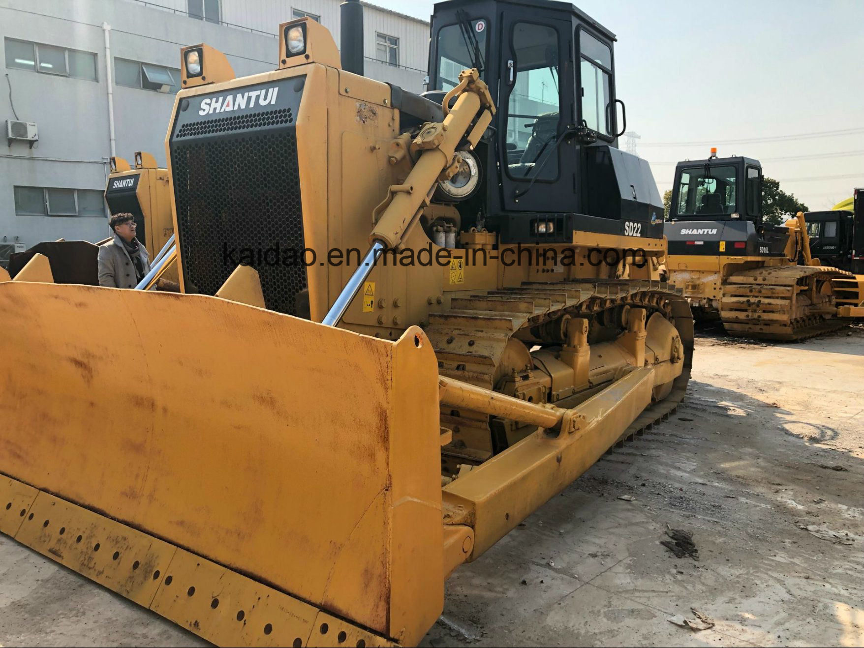 China New Arrival Shantui SD16 Bulldozer Excellent Condition Shantui  Bulldozer (SD16) - China Shantui SD16 Bulldozer, Used Bulldozer SD16