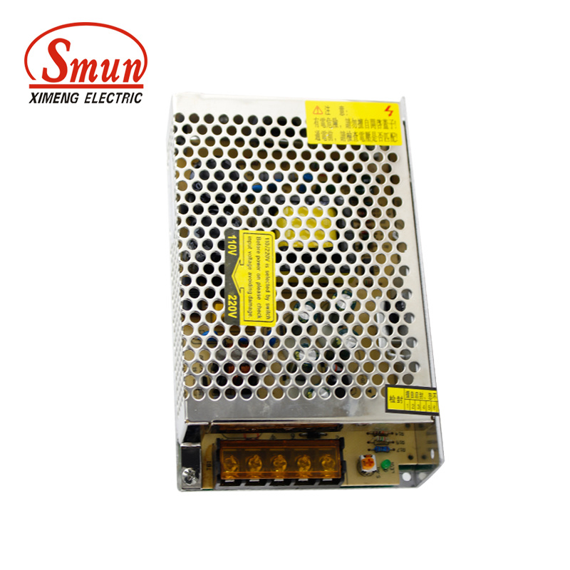 China Smun S-75-24 24V 3A AC-DC SMPS Power Supply Photos & Pictures ...